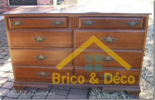 Comment réutiliser les vieux tiroirs!