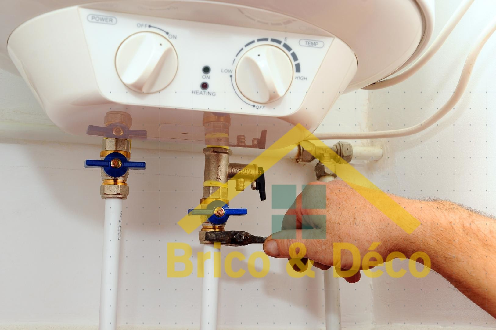 fuite chauffe eau